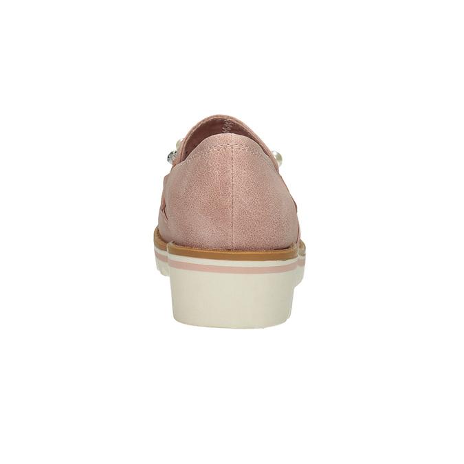 5115610 bata, pink , 511-5610 - 15
