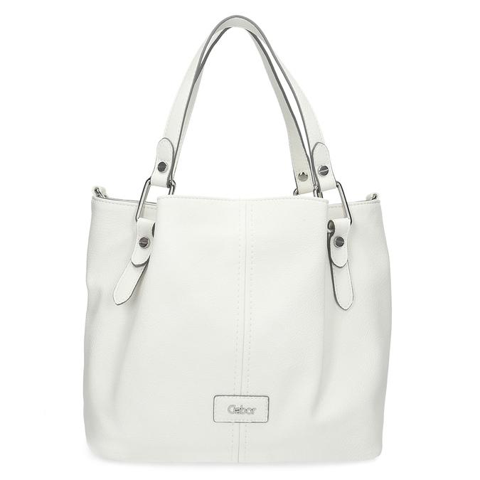 9611017 gabor-bags, white , 961-1017 - 26